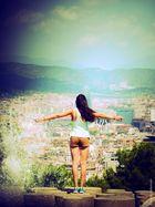 Barcelona liegt mir zu Füßen