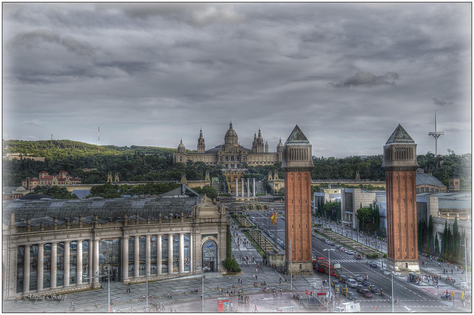 Barcelona Montjuit