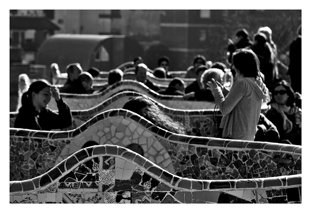 Barcelona - Parc Güell