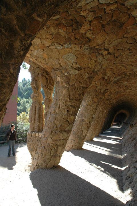 Barcelona-Park Guell (Gaudi) - 1