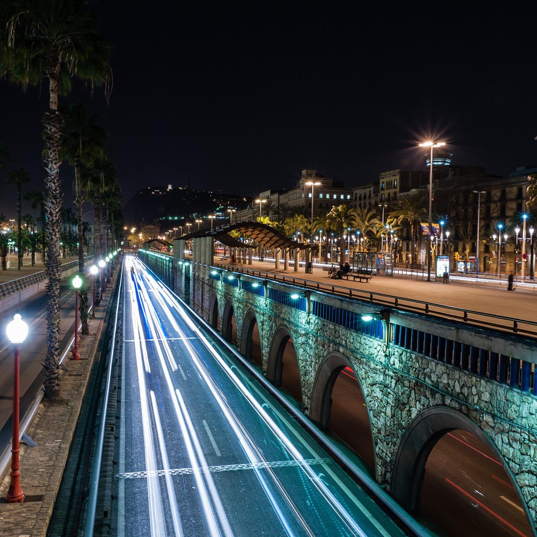 Barcelona - Paseo de Colon