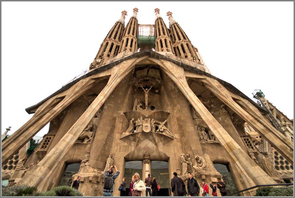 Barcelona - Sagrada Familia #1