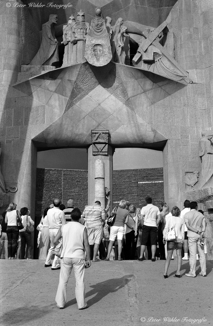 Barcelona Sagrada Família