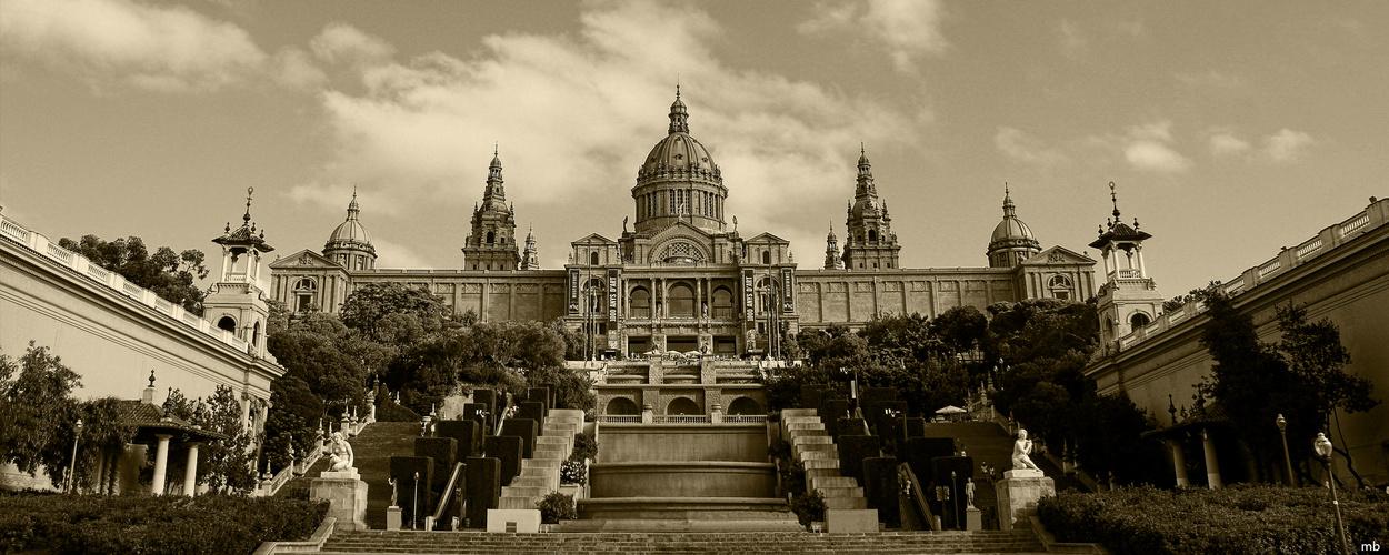 Barcelona Serie - Montjuïc