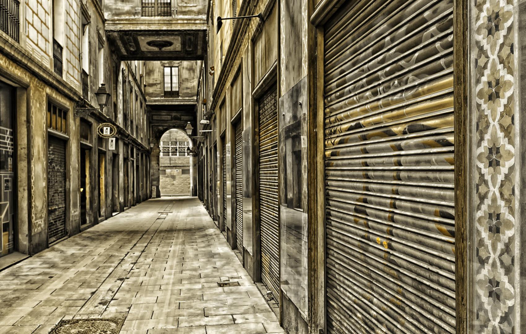 Barcelona Strrets (1)