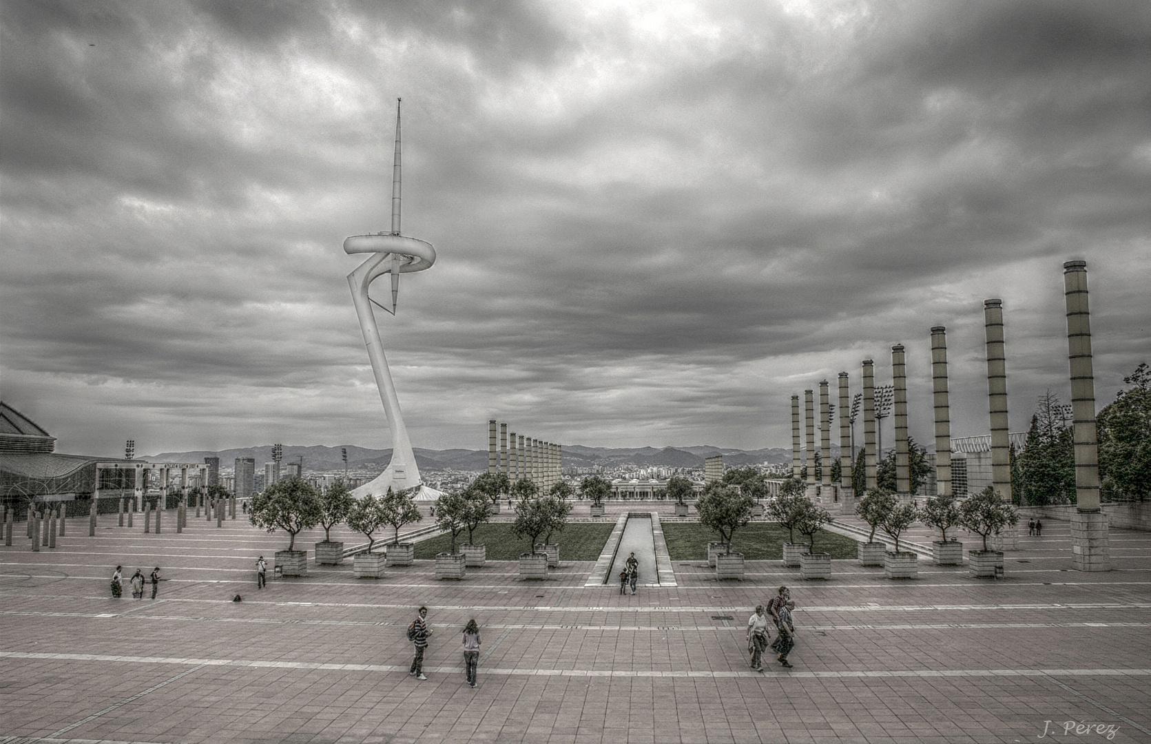Barcelona - variantes de la memoria del 92 -2