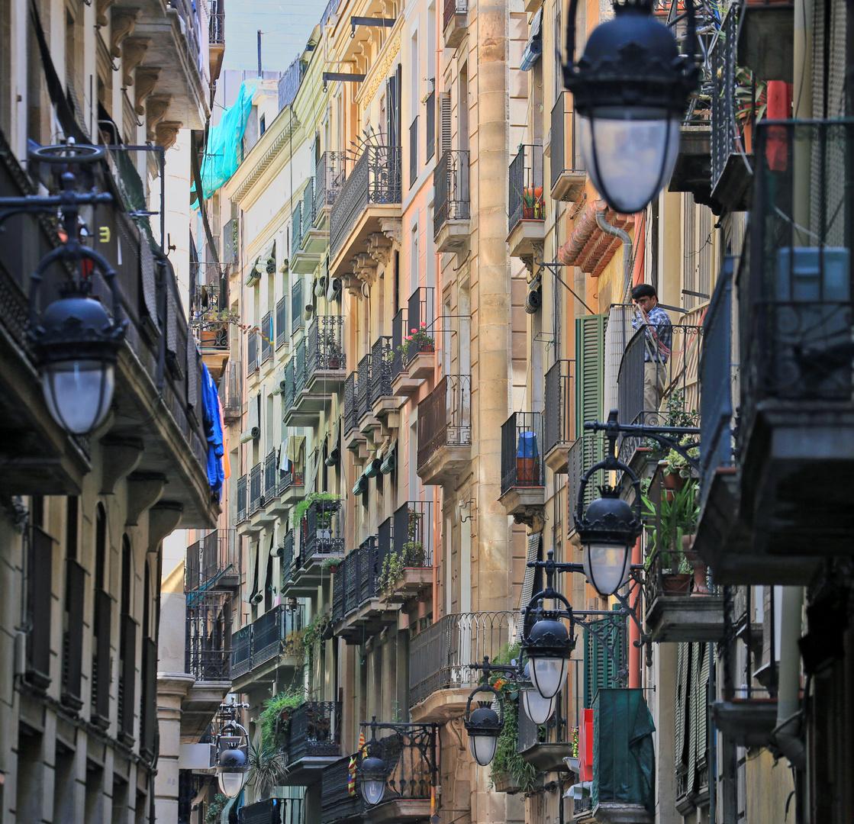 Barcelona wie es ist...