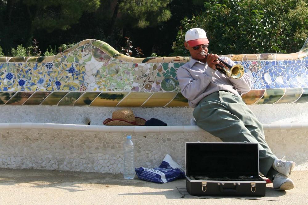 Barcelona_Musiker