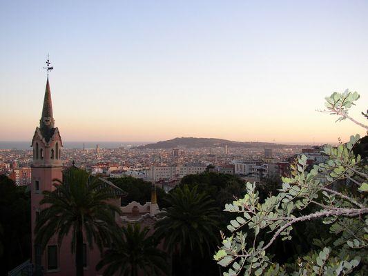 Barcelone en couleurs