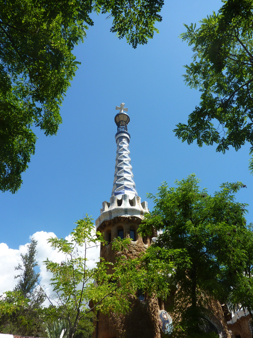 BARCELONE GUELL