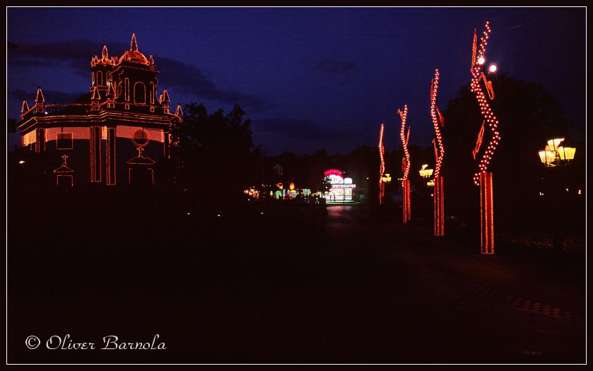 Barcelos de noite