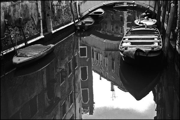 barche a venezia