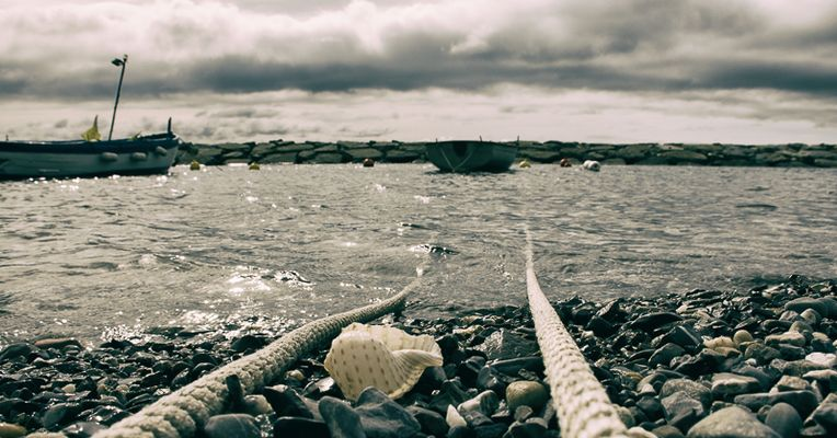 Barche all'ormeggio