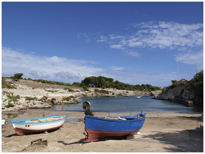 Barche e mare foto immagini paesaggi mare natura foto for Disegni di paesaggi di mare