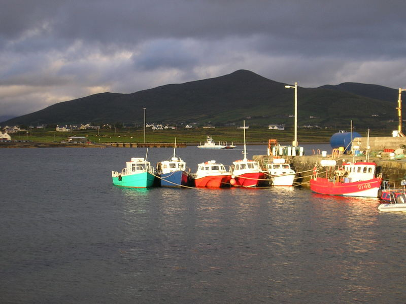 Barche - Portmagee -Ireland