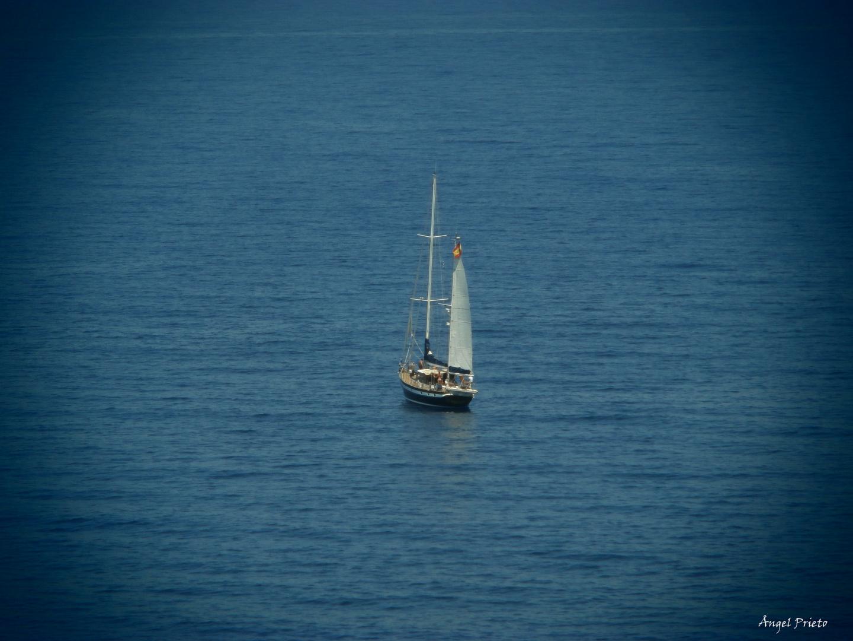 Barco a la vista