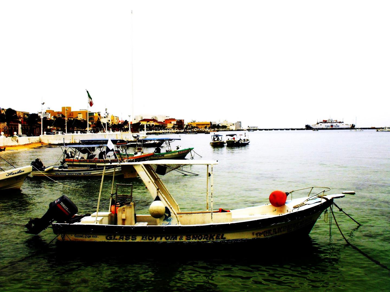 Barco Cozumel