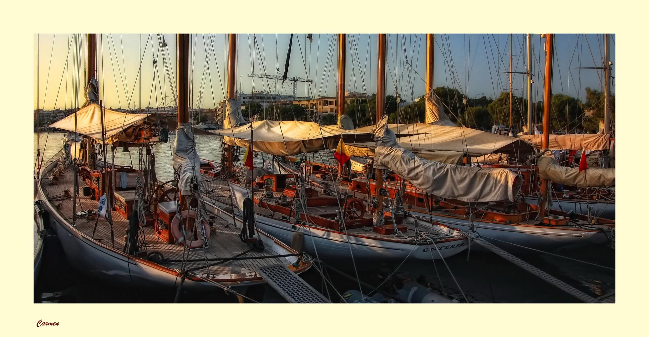 Barcos de época