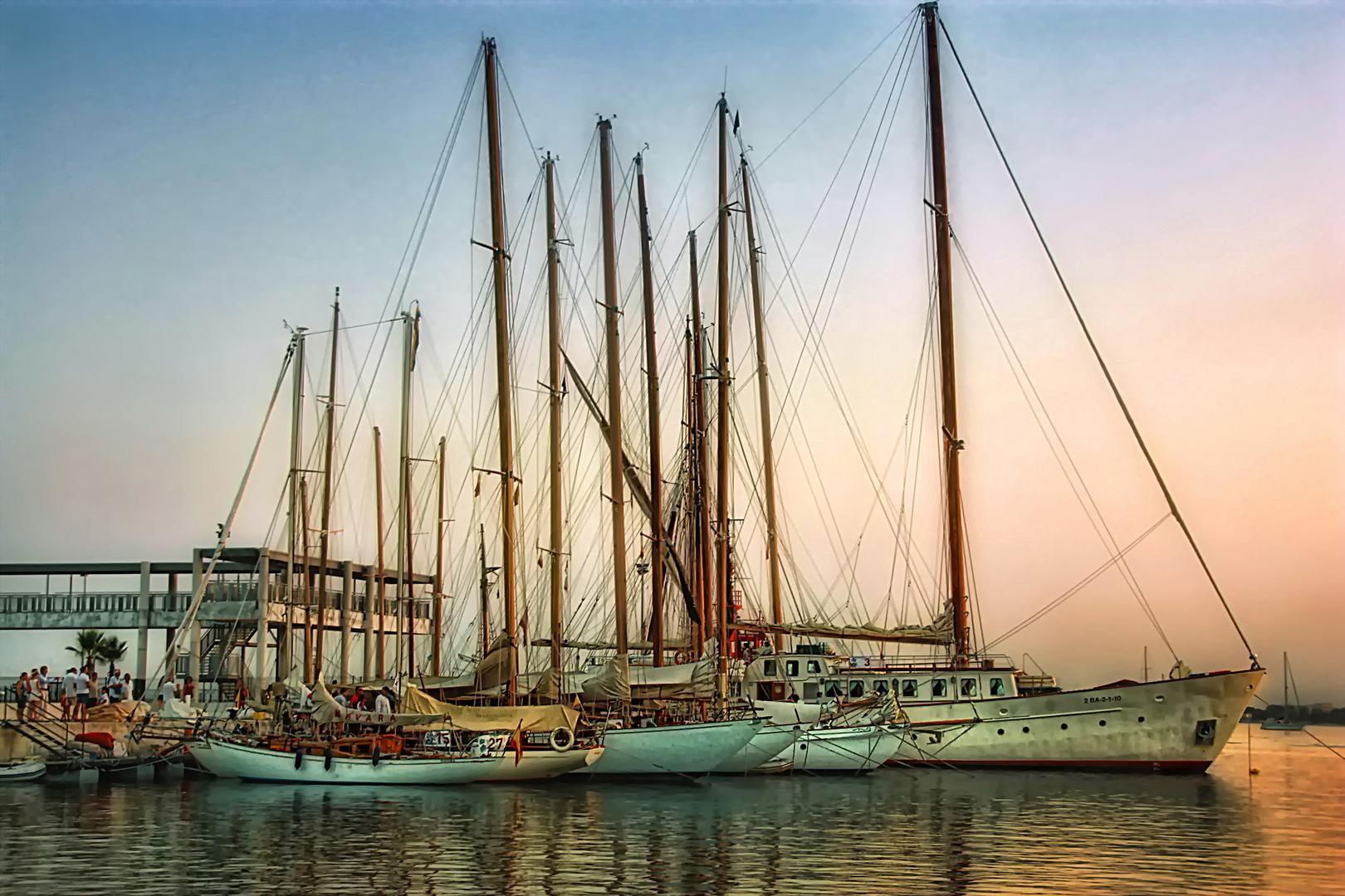 Barcos de época II