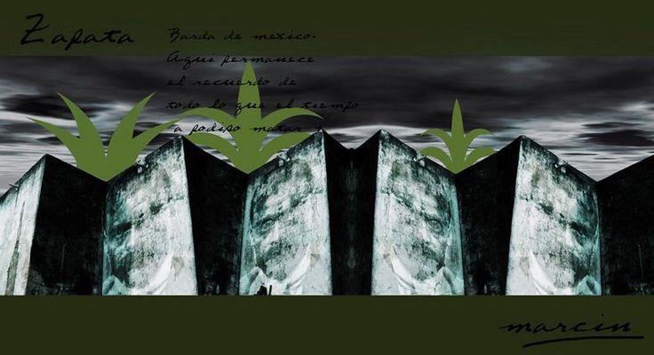 Bardas de Mexico / Walls of Mexico
