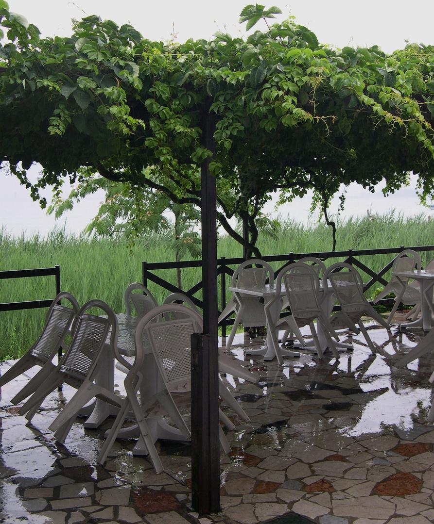 Bardolino - nach dem Regen folgt(e) Sonnenschein