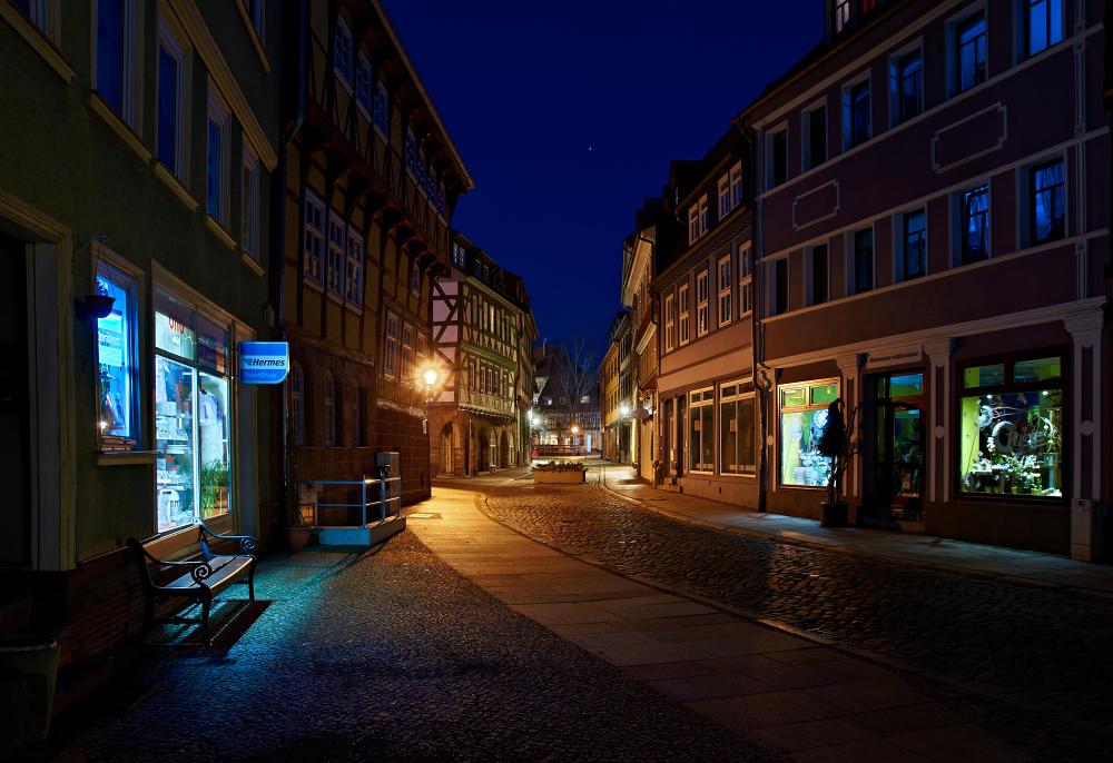 Barfüßerstraße Nordhausen