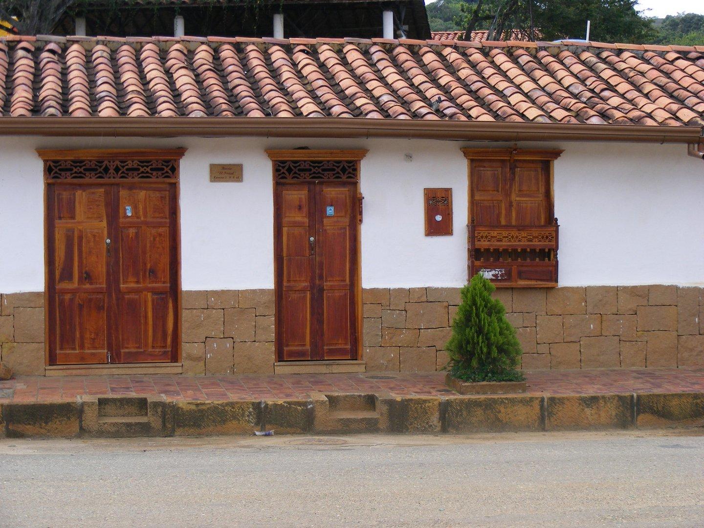 barichara recuerdos espàñoles