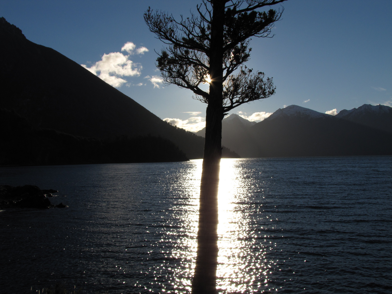Bariloche - lago Nehuel Huapi - Argentina