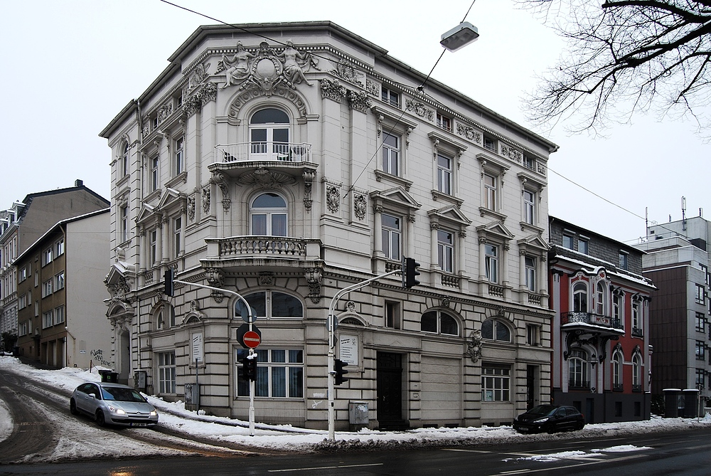 Barmen, Friedrich-Engels-Allee II