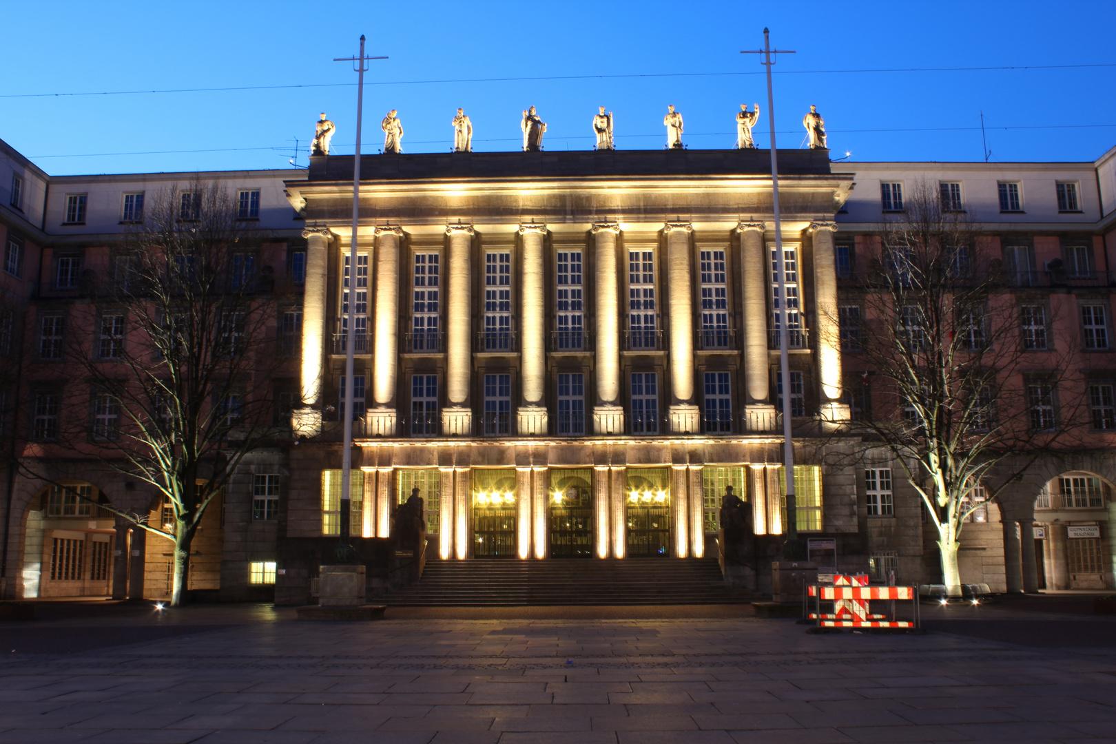 Barmer Rathaus