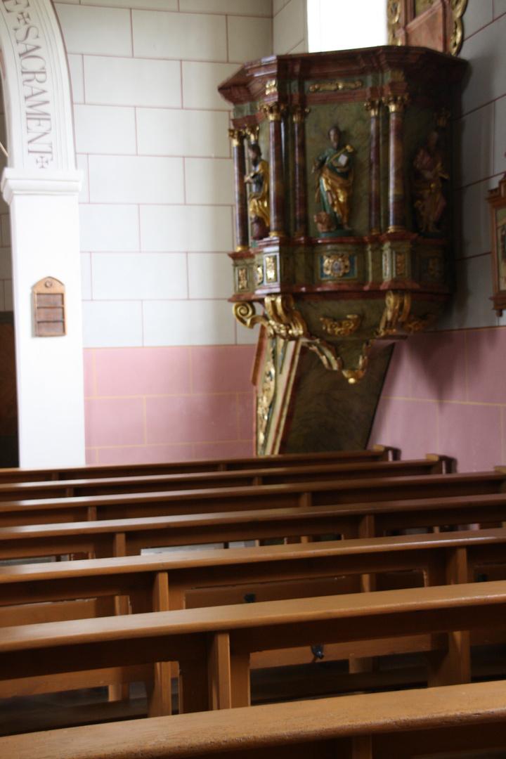Barnhouse Church - Lecture