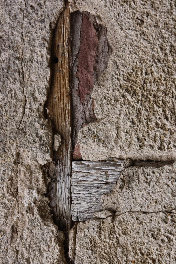 Barnhouse wall