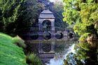 Barockbrücke bei Schloss Dyck...