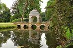 Barockbrücke zum Schloss Dyck...