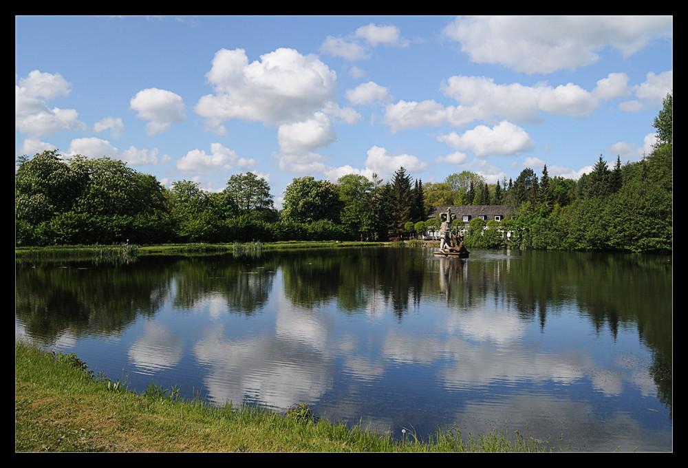 Barockgarten in Schleswig