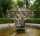Barockgarten in St. Johannis