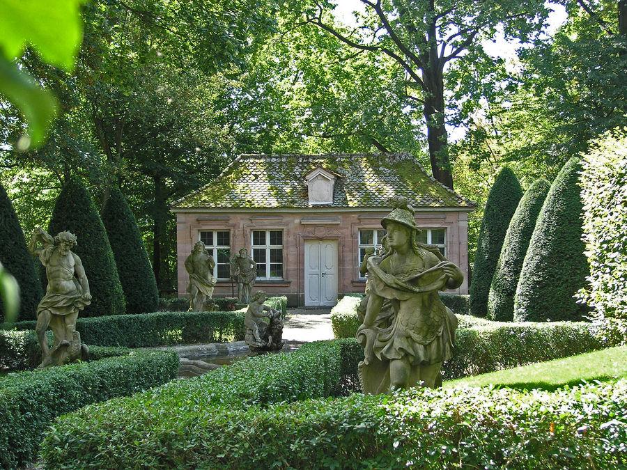 Barockgarten Nürnberg