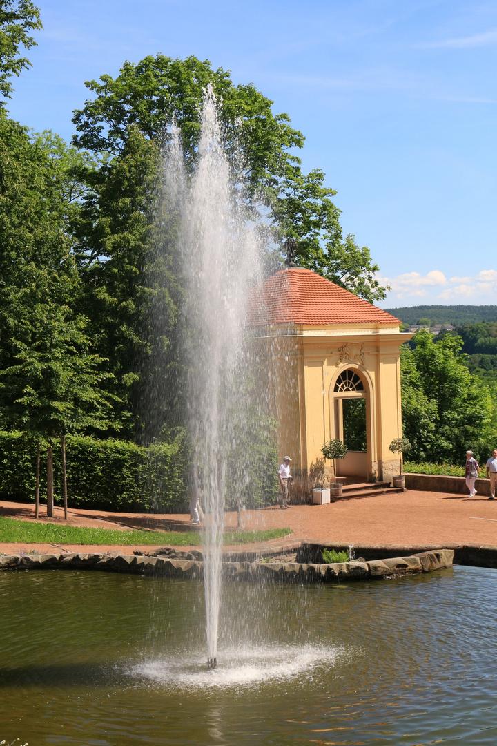 Barockgarten Schloß Lichtenwalde