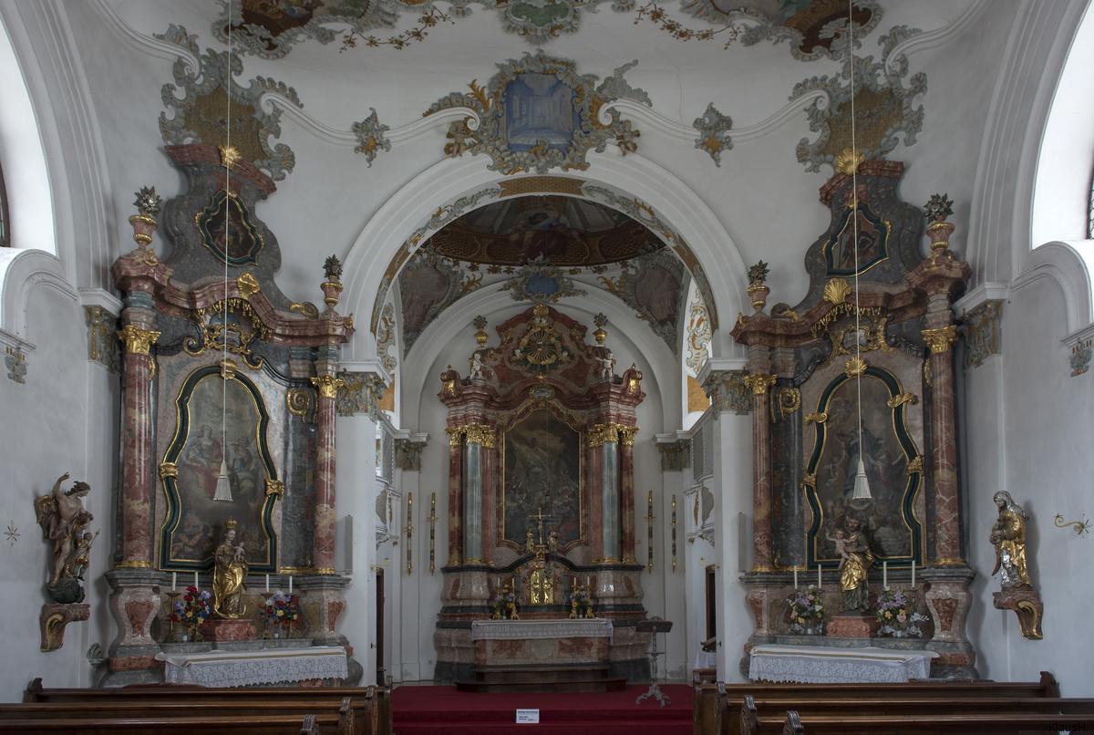 ~ Barockkirche in Füssen ~