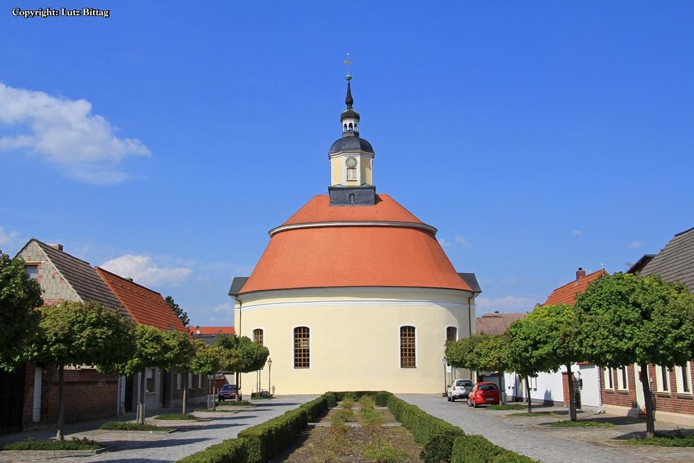 Barockkirche Oranienbaum