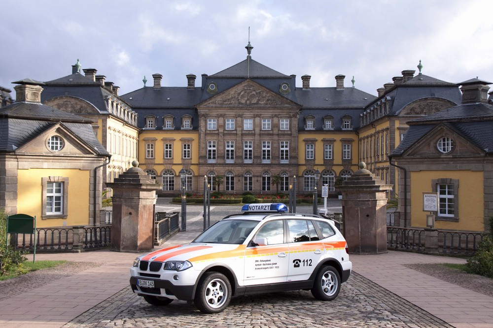 Barockschloss Bad Arolsen