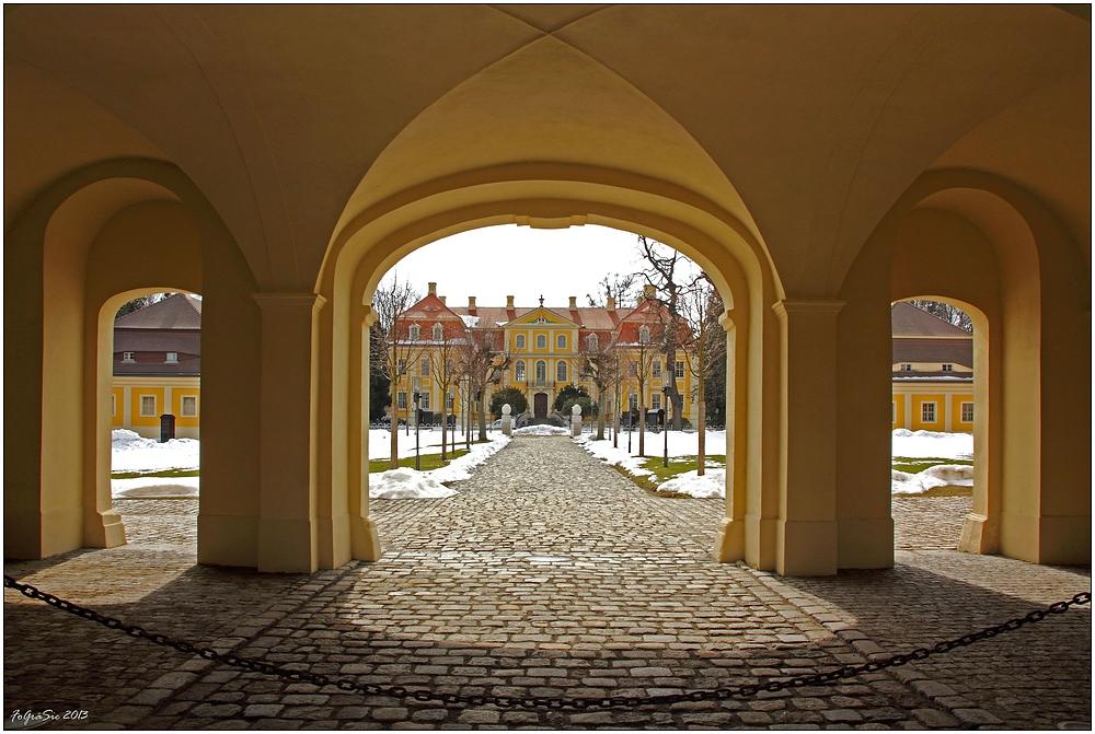 ** Barockschloss Rammenau **