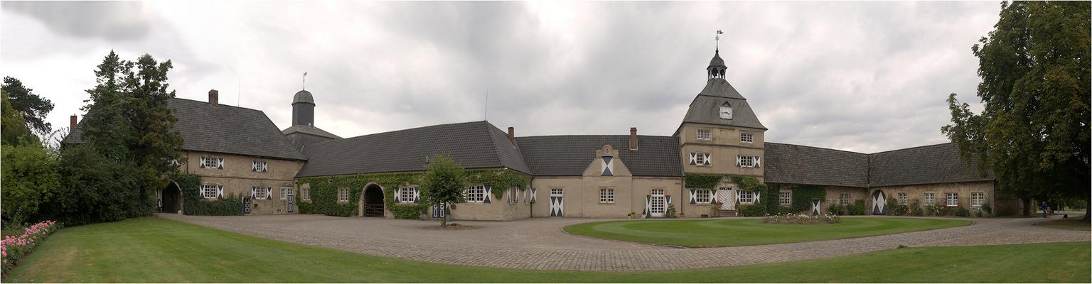 Barockwasserschloss Westerwinkel (1)