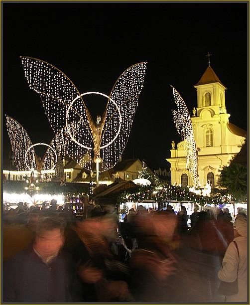 Barockweihnachtsmarkt in Ludwigsburg