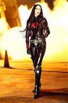 Baroness from G.I. Joe cosplay