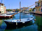 Barque à Martigues