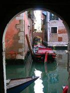 Barque à Venise