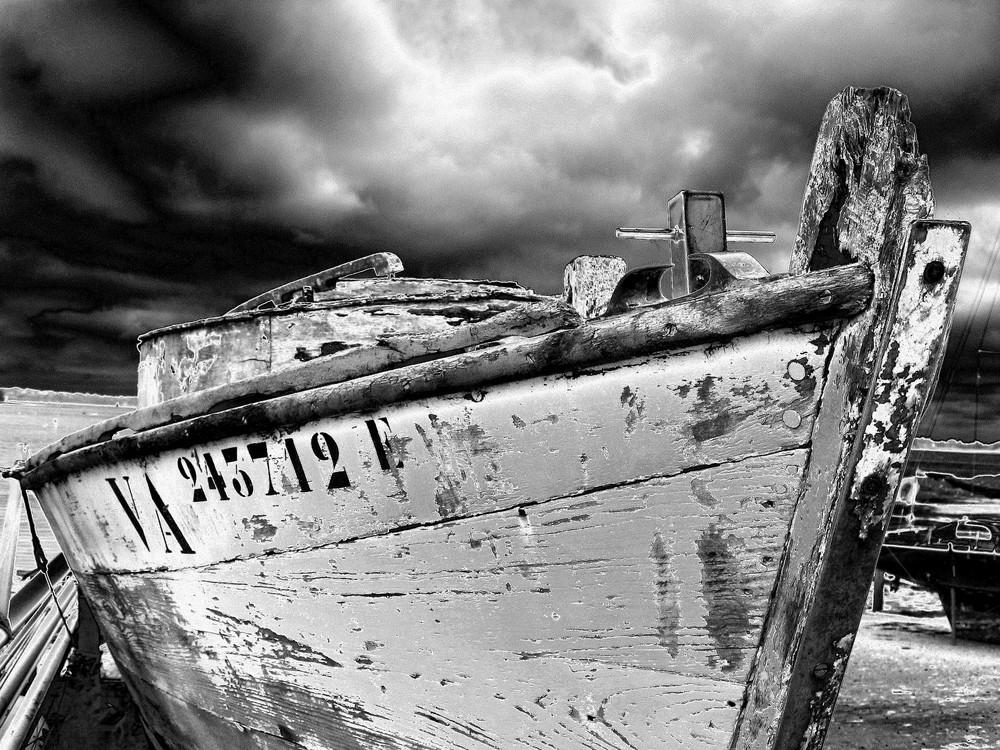 barque au sel