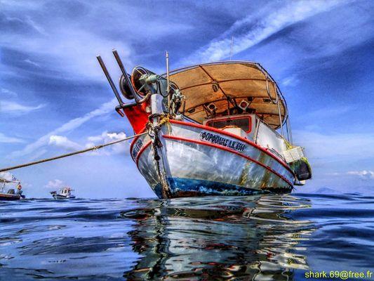 Barque Corfiote