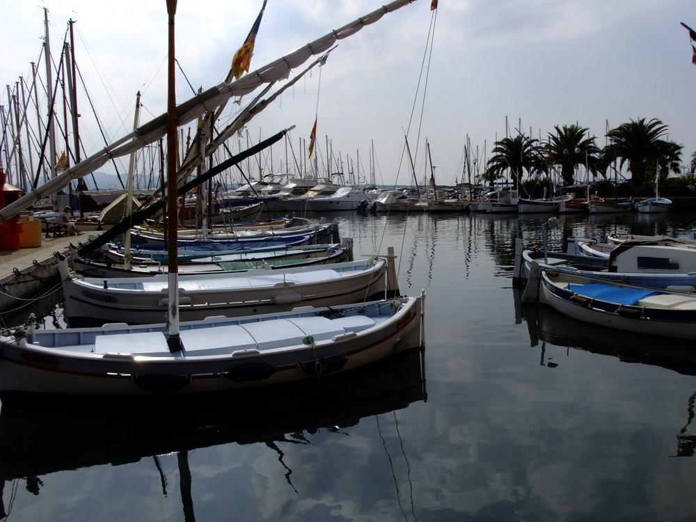 barques à Sanary